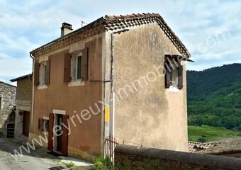 Vente Maison 4 pièces 65m² Dunieres-Sur-Eyrieux (07360) - photo