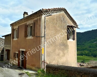 Sale House 4 rooms 65m² Dunieres-Sur-Eyrieux (07360) - photo