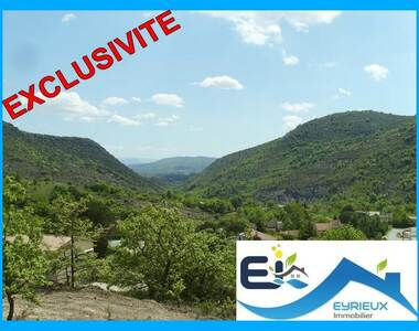 Vente Terrain 7 000m² Rompon (07250) - photo