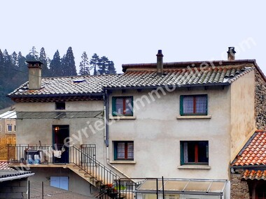 Sale House 4 rooms 90m² Les Ollières-sur-Eyrieux (07360) - photo