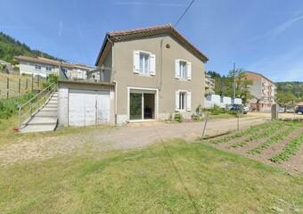 Vente Maison 4 pièces 84m² Le Cheylard (07160) - photo