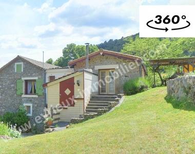 Vente Maison 10 pièces 220m² Les Ollières-sur-Eyrieux (07360) - photo