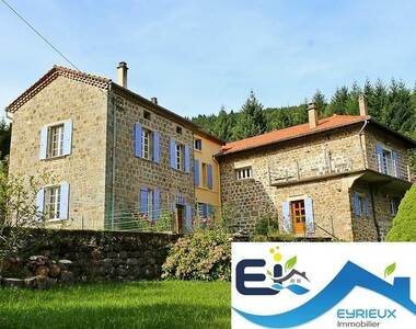 Sale House 290m² 30 mns ST SAUVEUR - photo