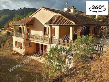 Vente Maison 12 pièces 268m² Les Ollières-sur-Eyrieux (07360) - photo