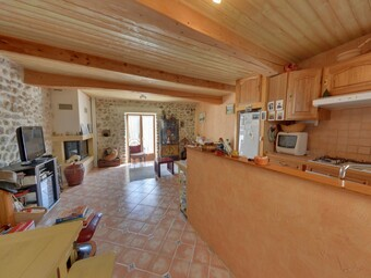 Vente Maison 3 pièces 50m² Beauchastel (07800) - photo