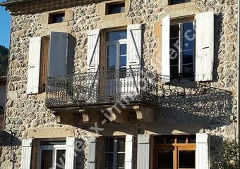 Sale House 6 rooms 150m² Dunieres-Sur-Eyrieux (07360) - photo