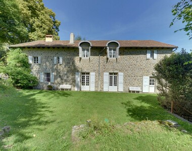 Sale House 12 rooms 369m² Vallée de la Glueyre - photo