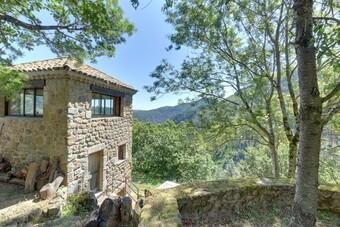 Vente Maison 6 pièces 126m² Saint-Sauveur-de-Montagut (07190) - Photo 1