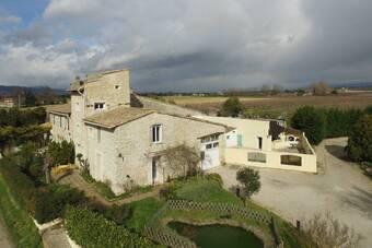 Vente Maison 10 pièces 521m² Loriol-sur-Drôme (26270) - photo