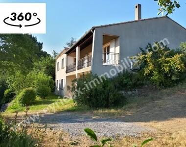 Vente Maison 7 pièces 130m² Les Ollières-sur-Eyrieux (07360) - photo