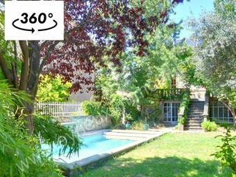 Vente Maison 6 pièces 160m² SAINT-LAURENT-DU-PAPE - photo