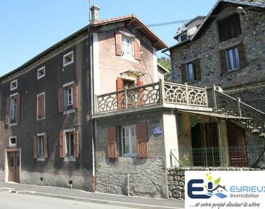 Sale House 6 rooms 79m² LE CHEYLARD - photo