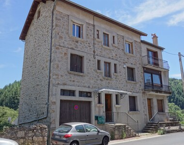 Vente Immeuble 284m² SAINT MARTIN DE VALAMAS - photo