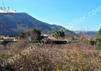 Sale Land 1 770m² Dunieres-Sur-Eyrieux (07360) - photo