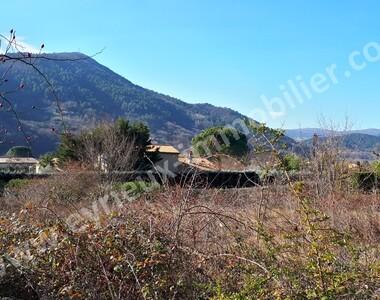 Vente Terrain 1 770m² Dunieres-Sur-Eyrieux (07360) - photo