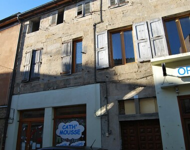 Vente Immeuble 560m² Vernoux-en-Vivarais (07240) - photo