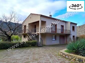 Vente Maison 5 pièces 110m² Saint-Fortunat-sur-Eyrieux (07360) - Photo 1