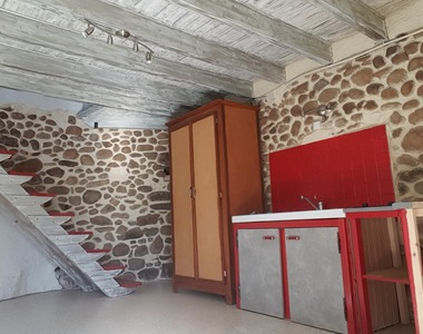 Renting House 2 rooms 33m² Dunieres-Sur-Eyrieux (07360) - photo