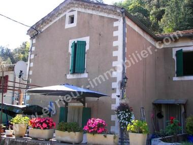 Vente Maison 5 pièces 75m² Les Ollières-sur-Eyrieux (07360) - photo