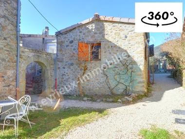 Vente Maison 6 pièces 90m² Dunieres-Sur-Eyrieux (07360) - photo