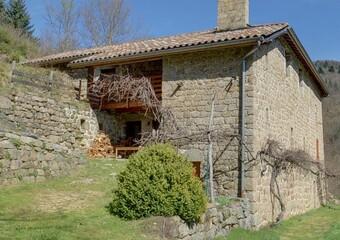 Vente Maison 6 pièces 136m² PRES ST MARTIN DE VALAMAS - photo
