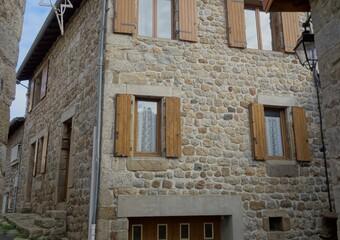 Vente Maison 5 pièces 85m² Saint Martin de Valamas - photo