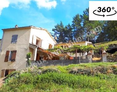 Vente Maison 5 pièces 140m² Saint-Vincent-de-Durfort (07360) - photo