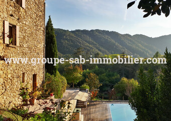 Sale House 6 rooms 145m² Saint-Fortunat-sur-Eyrieux (07360) - Photo 1