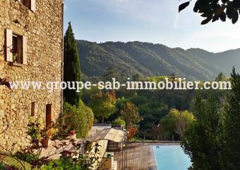 Vente Maison 6 pièces 145m² Saint-Fortunat-sur-Eyrieux (07360) - photo