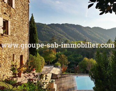 Sale House 6 rooms 145m² Saint-Fortunat-sur-Eyrieux (07360) - photo