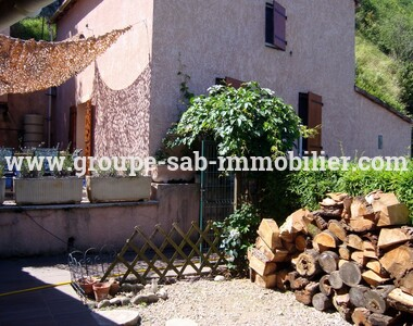 Sale House 210m² Saint-Laurent-du-Pape (07800) - photo