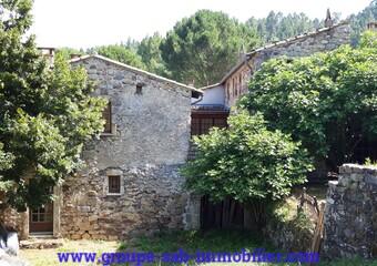 Vente Maison 6 pièces 65m² Saint-Vincent-de-Durfort (07360) - Photo 1