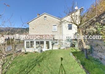Vente Maison 7 pièces 147m² Lachapelle-sous-Chanéac (07310) - Photo 1