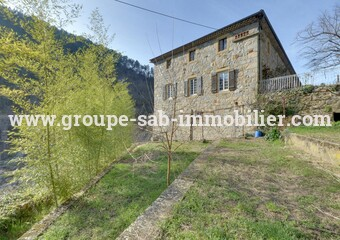 Vente Maison 20 pièces 170m² Saint-Sauveur-de-Montagut (07190) - Photo 1