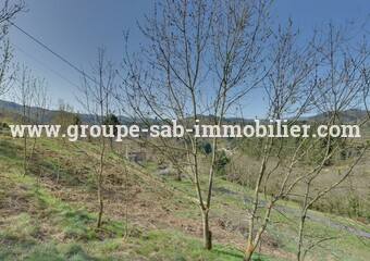 Sale Land 2 600m² REGION SAINT-MARTIN-DE-VALAMAS - photo
