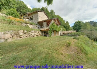 Sale House 5 rooms 163m² 20 min LE CHEYLARD - Photo 1