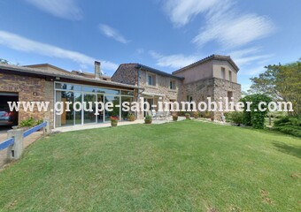 Sale House 12 rooms 275m² Charmes-sur-Rhône (07800) - photo