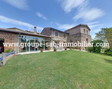 Sale House 12 rooms 275m² Charmes-sur-Rhône (07800) - photo