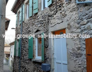 Vente Maison 3 pièces 93m² Saint-Fortunat-sur-Eyrieux (07360) - photo