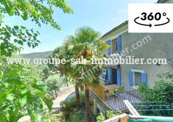 Vente Maison 10 pièces 180m² Dunieres-Sur-Eyrieux (07360) - photo