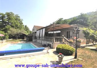 Sale House 5 rooms 127m² Gagnières (30160) - Photo 1