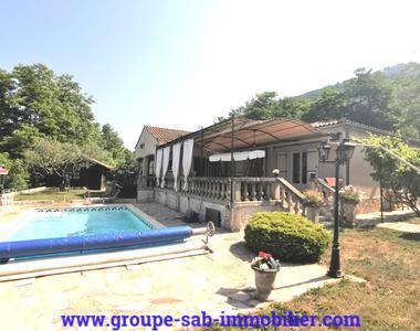 Sale House 5 rooms 127m² Gagnières (30160) - photo