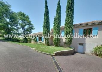 Vente Maison 7 pièces 125m² Charmes-sur-Rhône (07800) - photo