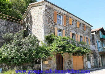 Vente Maison 6 pièces 149m² Saint-Pierreville (07190) - Photo 1