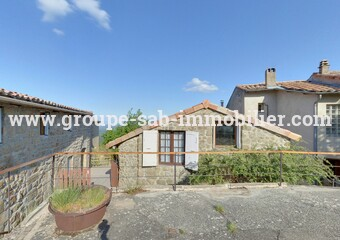 Sale House 5 rooms 67m² Saint-Pierreville (07190) - photo