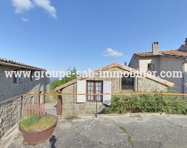 Sale House 5 rooms 67m² Saint-Pierreville (07190) - photo