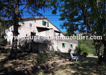 Vente Maison 8 pièces 170m² Issamoulenc (07190) - photo