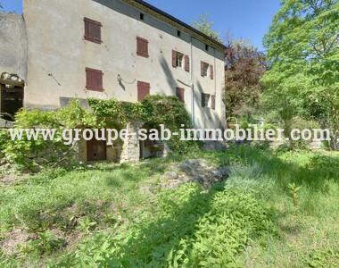 Vente Maison 6 pièces 116m² Saint-Sauveur-de-Montagut (07190) - photo