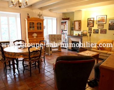 Sale House 5 rooms 95m² Dunieres-Sur-Eyrieux (07360) - photo