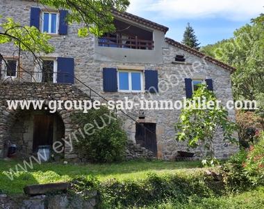 Sale House 5 rooms 115m² Les Ollières-sur-Eyrieux (07360) - photo
